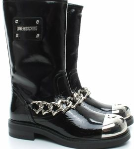 Authentic MOSCHINO Boots Naplank